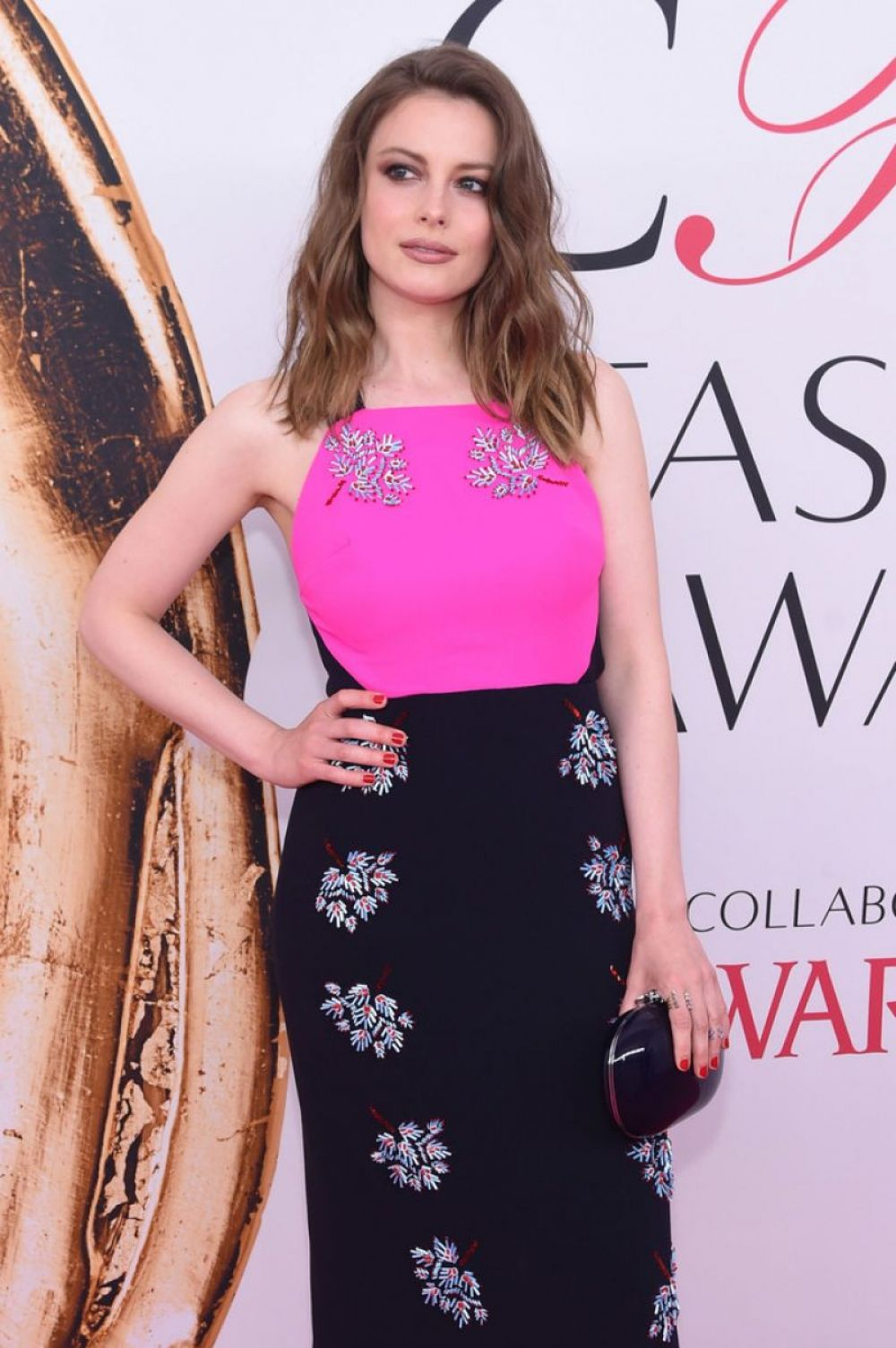 GILLIAN JACOBS at CFDA Fashion Awards in New York 06/06/2016