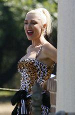 GWEN STEFABI Out in Hollywood 06/04/2016