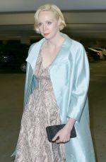 GWENDOLINE CHRISTIE Leaves Arclight Cinemas in Los Angeles 06/14/2016