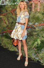 HAILEY BALDWIN at 2016 Coach and Friends of the High Line Summer Party in New York 06/22/2016