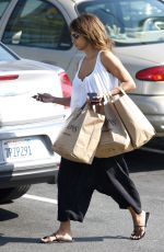 HALLE BERRY Out Shopping in West Hollywood 06/23/2016