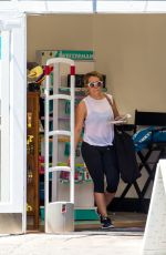 HILARY DUFF Shopping at Ricky
