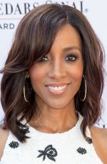 HOLLY ROBINSON PEETE at 1st Annual Rock For Research Summer Concert in Beverly Hills 06/26/2016