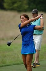 HOLLY SONDERS - Most Beautiful Women in Golf