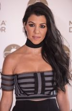 KOURTNEY KARDASHIAN at Manuka Doctor Honey Photocall in London 06/08/2016