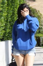 KYLIE JENNER Out and About in Calabasas 06/14/2016