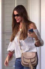 SOFIA VERGARA Leaves Epione in Beverly Hills 06/16/2016