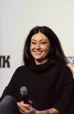 SHANNEN DOHERTY at Q&A at Supanova in Sydney 06/19/2016