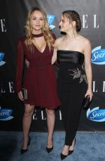 HUNTER HALEY KING at Elle Hosts Women in Comedy Event in West Hollywood 06/07/2016
