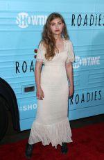 IMOGEN POOTS at Roadies Premiere in Los Angeles 06/06/2016