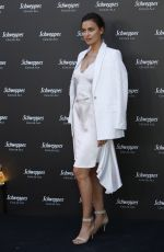 IRINA SHAYK at Ginger Ale by Schweppes Party in Madrid 06/23/2016
