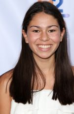 ISABELLE VASQUEZ at 'Lost in America' Special Screening 06/18/2016