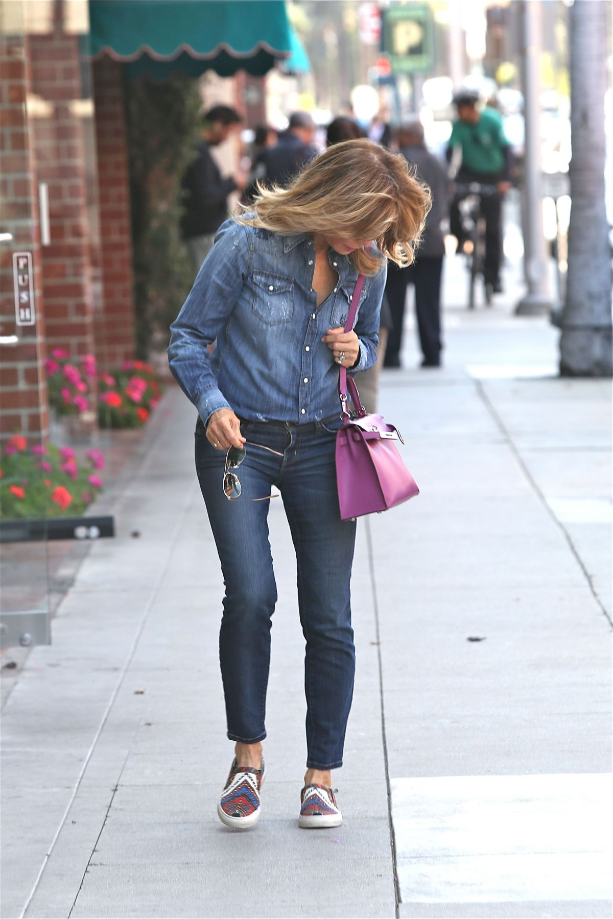 141fc739bc3 JACLYN SMITH in Jeans Out in Beverly Hills 05/31/2016 – HawtCelebs