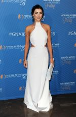 JACQUELINE MACINNES WOOD at 56th Monte-carlo Television Festival Closing Golden Nymph Awards in Monaco 06/16/2016