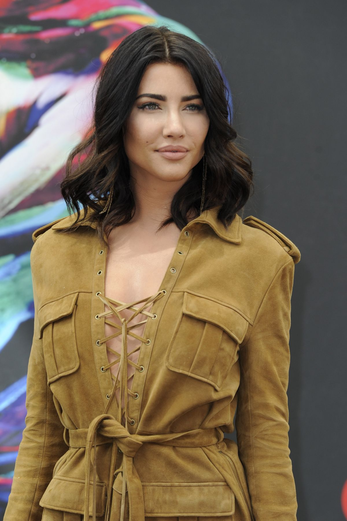 JACQUELINE MACINNES WOOD at The Bold & The Beautiful Photocall at 56th Television Festival in Monte Carlo 06/13/2016