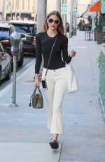 JAIME KING Leaves a Nail Salon in Beverly Hills 06/25/2016