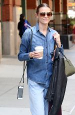 JAIME KING Out and About in New York 06/20/2016
