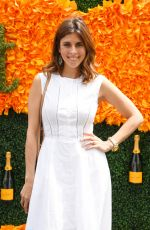 JAMIE LYNN SIGLER at 9th Annual Veuve Clicquot Polo Classic in Jersey City 06/04/2016