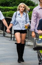 JAMIE LYNN SPEARS at News Corp Building in New York 06/21/2016