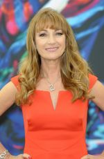 JANE SEYMOUR at a Photocall at 56th Television Festival n Monte Carlo 06/13/2016