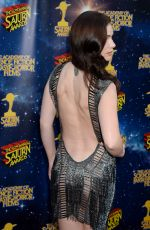 JANET MONTGOMERY at 2016 Saturn Awards in Burbank 06/22/2016