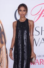 JASMINE TOOKES at CFDA Fashion Awards in New York 06/06/2016