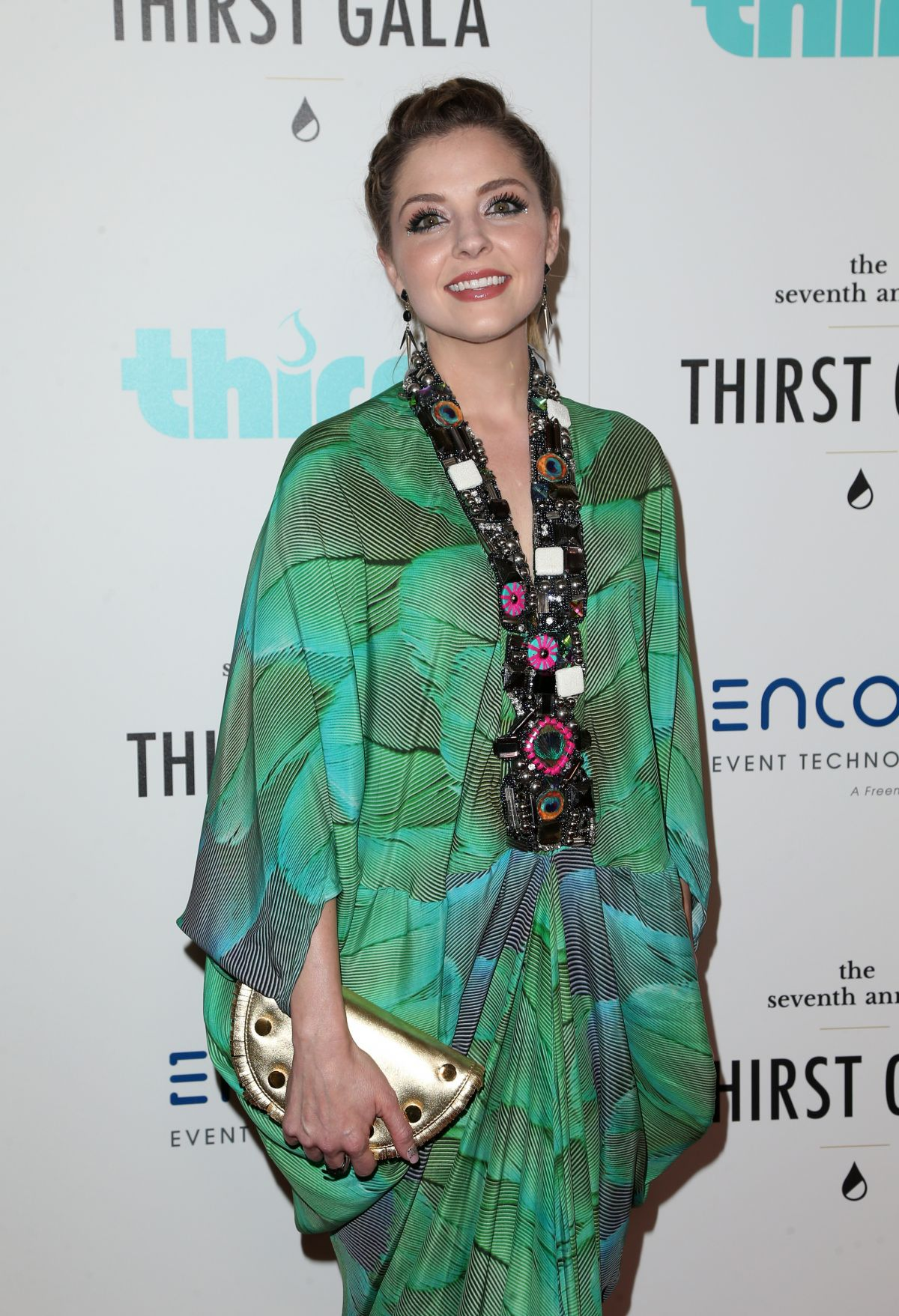 JEN LILLEY at 7th Annual Thirst Gala in Beverly Hills 06/13/2016