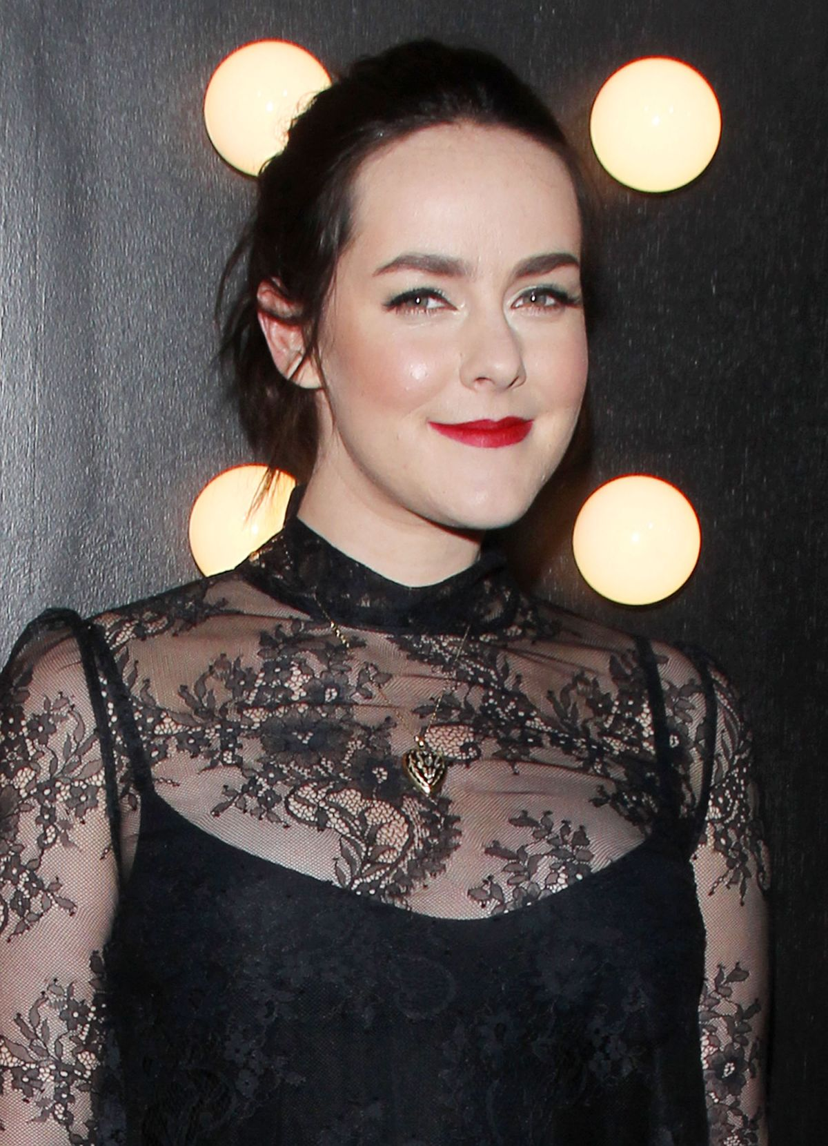JENA MALONE at 'The Neon Demon' Premiere in Los Angeles 06/14/2016