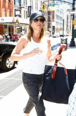 JENNIFER ANISTON Out and About in New York 06/15/2016