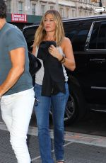 JENNIFER ANISTON Out in New York 06/21/2016