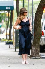 JENNIFER ANISTON Out in New York 06/27/2016