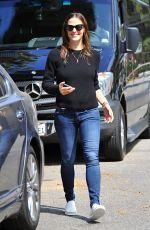 JENNIFER GARNER in Jeans Out in Los Angeles 06/28/2018