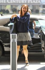 JENNIFER GARNER Out in Los Angeles 06/29/2016