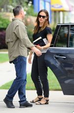 JENNIFER GARNER Out in Pacific Palisades 06/26/2016
