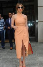 JENNIFER LOPEZ Out and About in New York 06/20/2016