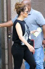 JENNIFER LOPEZ Out and About in New York 06/27/2016