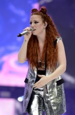 JESS GLYNE at Capital FM Summertime Ball in London 06/11/2016