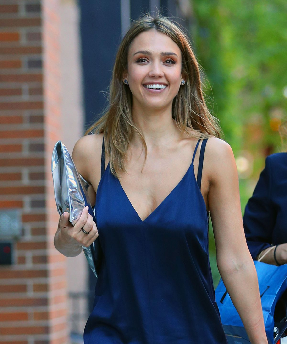 JESSICA ALBA Out in New York 06/14/2016 - HawtCelebs