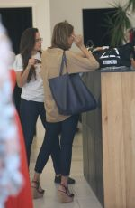 JESSICA ALBA Shopping on Melrose in West Hollywood 06/20/2016