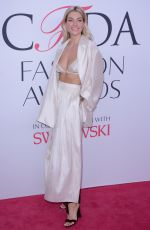 JESSICA HART at CFDA Fashion Awards in New York 06/06/2016