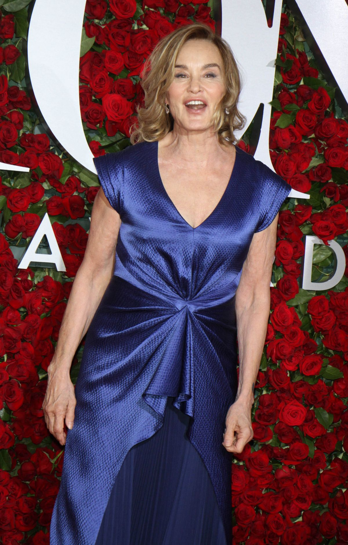 JESSICA LANGE at 70th Annual Tony Awards in New York 06/12/2016