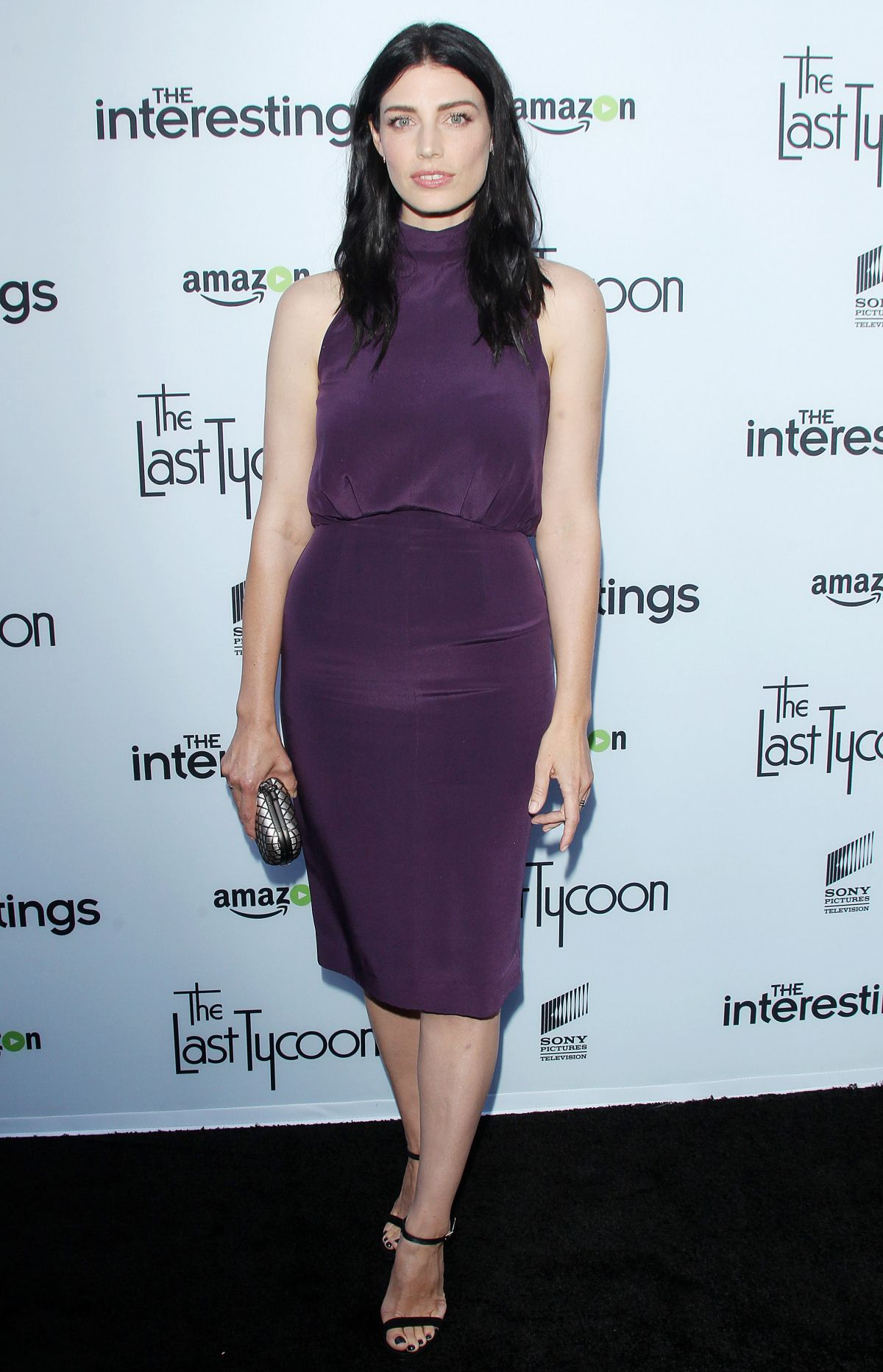 JESSICA PARE At Sony Pictures Television #socialsoiree In