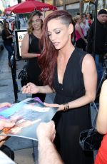 JESSICA SUTTA at Babes for Boobs: Los Angeles Live Bachelor Auction 06/16/2016
