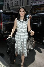 JILL KARGMAN Arrives at Today Show in New York 06/20/2016