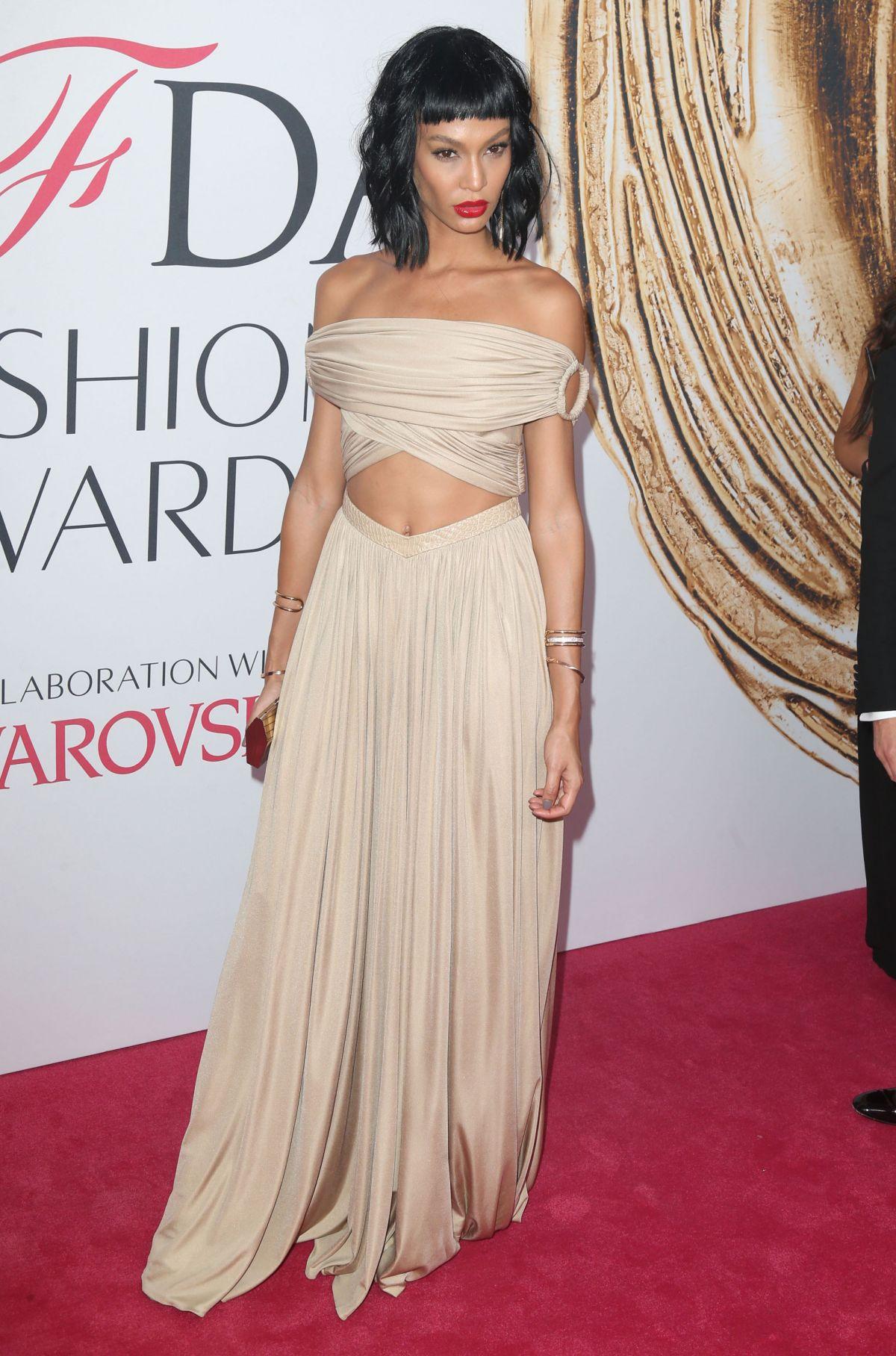 JOAN SMALLS at CFDA Fashion Awards in New York 06/06/2016