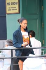 JOAN SMALLS at Mr Chow in New York 06/17/2016