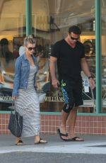 JOANNA KRUPA Out for Lunch in Beverly Hills 06/06/2016