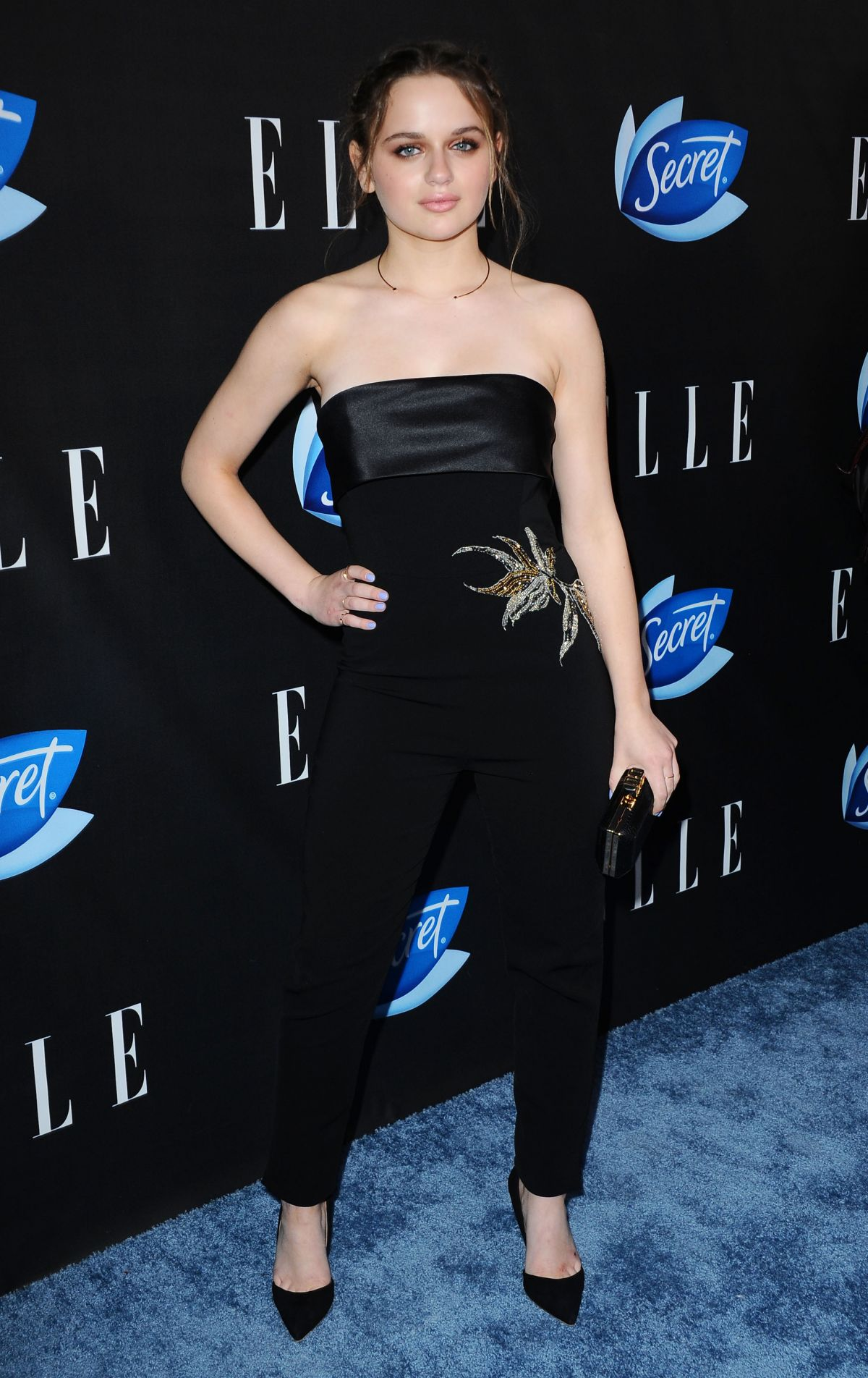 JOEY KING at Elle Hosts Women in Comedy Event in West Hollywood 06/07/2016