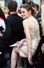 JOEY KING at Roland Emmerich Hand and Footprint Ceremony in Los Angeles 06/20/2016