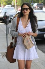 JORDANA BREWSTER Out Shopping in Los Angeles 06/24/2016